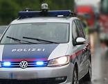 Sujetbild Polizeiauto