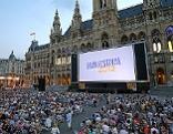 Filmfestival am Rathausplatz