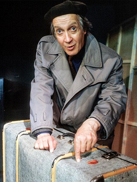 Schauspieler Ernst Stankovski