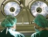 Krankenhaus Speising OP Ärzte  Spital