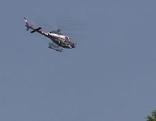 Suche Hubschrauber Flucht