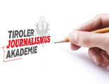 Logo Journalismusakademie