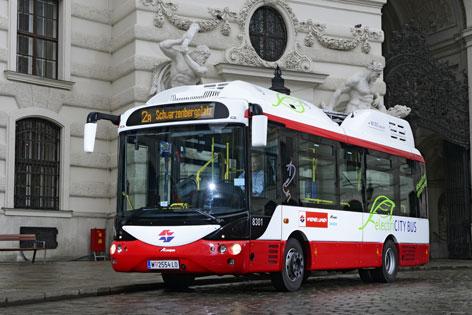 Bus der Linie 2A
