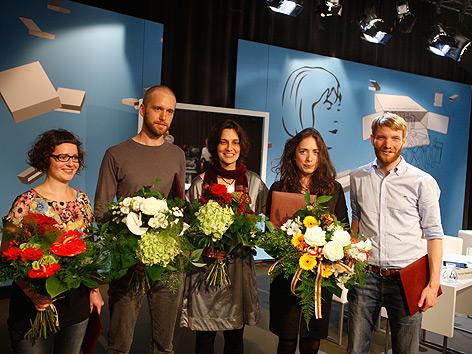 Preisträger TDDL 2013 Gruppenfoto