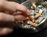 Rauchen Aschenbecher