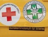 Bergrettung Bergrettungsdienst Bundesministerium für Inneres Einsatzorganisationen Hubschrauber Rettung Rettungshubschrauber Rotes Kreuz