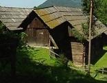 Freilichtmuseum Maria Saal, alte Holzhäuser