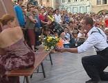 Straßentheaterfestival La Strada