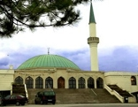 Moschee von außen
