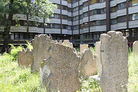 Friedhof Seegasse
