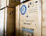 Holzkisten für Exportgüter