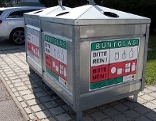Altglas Container