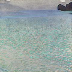 Gustav Klimt, Am Attersee