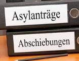 Asyl Anträge Abschiebungen Duldungen
