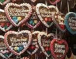 Lebkuchenherzen Villacher Kirchtag