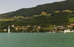 Mondsee bei Unterburgau (Salzburg)