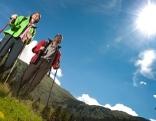 Tourismus Sommer Wandern Berg