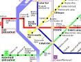 Ubahn Metro Karte