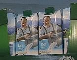 Alpenmilch aus Salzburg nach China