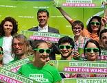 Tiroler Grüne SPitzenkandidaten