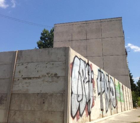 Mauer Kosice
