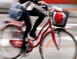 Radfahrer Sujet