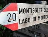 Zweisprachige Ortstafeln