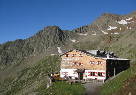 Bergtour auf den Habicht