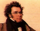 Franz Schubert - Gemälde von Wilhelm August Rieder
