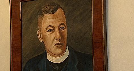 Blutzeugen des Glaubens Priester Andreas Rieser Dorfgastein
