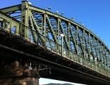 Eisenbahnbrücke Linz, Donau