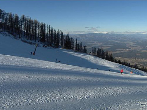 Skigebiet Petzen