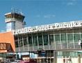 Letališče aerodrom ljubljana Brnik Jožeta Pučnika