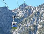 Untersbergbahn Untersberg Seilbahn