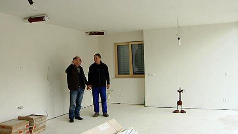 Strohhaus in NÖ