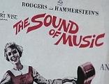 """Filmplakat von """"The Sound of Music"""""""