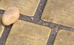 Stolpersteine Spielmann Annenstraße Graz