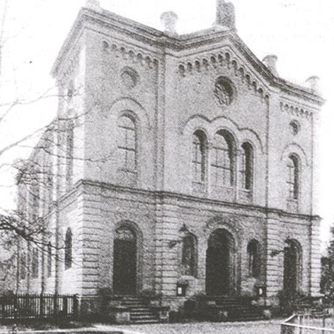 Synagoge in Linz