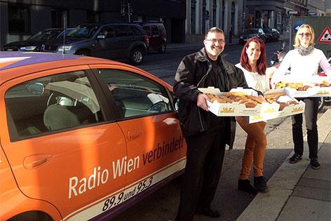 Radio wien gewinnspiel frühstück