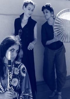 Die drei Musikerinnen von Sormeh
