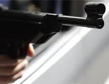 Luftdruckpistole