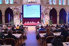 Konferenz Gewalt gegen Frauen