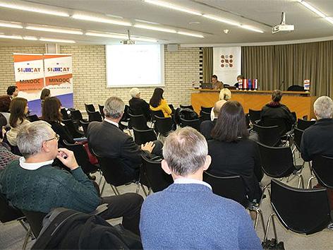 Predstavitev projekt MINDOC v Ljubljani