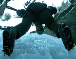 Heeresbergführer Gebirgskampf Bundesheer Soldaten Soldat Eisklettern Wasserfallklettern Eiskletterer