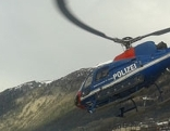 Libelle Kärnten; Hubschrauber Innenministerium Osttirol