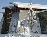 Greith-Haus im Winter