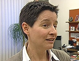 Gesundheitsstadträtin Sonja Wehsely bei Interview