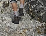Bergwanderer Bergsteiger