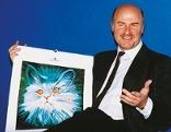 Werner Wöhrer mit Bild