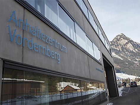 Schubhaftzentrum Vordernberg